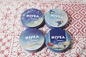 Nivea Creme ニベア青缶小