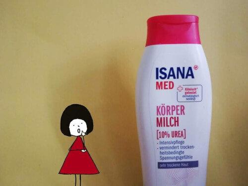ISANAボディーミルク