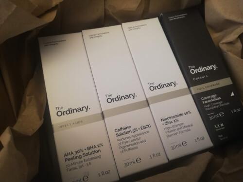 ordinary箱の中身
