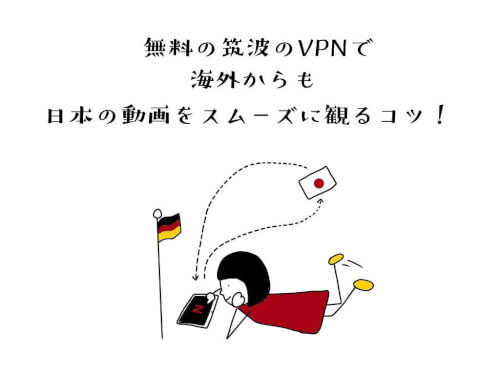 筑波のVPN